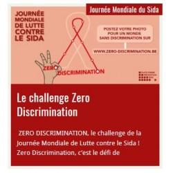 Zéro discrimination (Affiche)